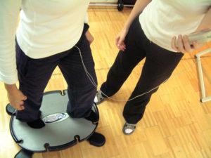 Lantionpohjan lihasten fysioterapia